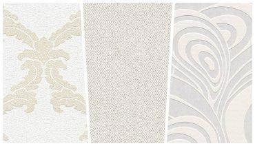 Overschilderbaar Behang / Renovlies / Glasweefsel
