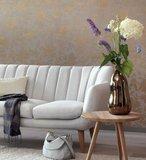 rasch textil exclusief splendour of  stylish luxury Koper bruin met metallic_