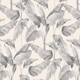 on the spot  trendy jungle leaves  vinyl op vlies_