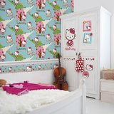 Noordwand Kids @ home 70-239 Hello Kitty_