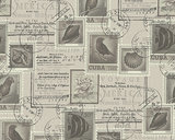 1 oude postzegels landelijk riviera maison style_