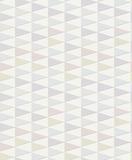 Rasch behang 437812 Wit met pastel tinten geometrisch patroon _