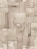 2050-3 trendy hout vlies behang _