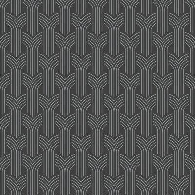 Graham & Brown Vliesbehang 31-250 Geometrisch Grijs