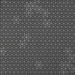 49032 layers by edward van vliet grafisch black silver cubes