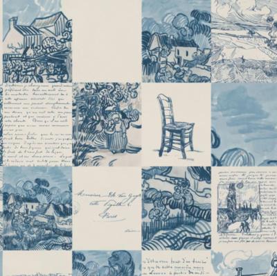BN Van Gogh 220031 PRODUKT HEEFT GEEN LABEL WEL UIT 1 PARTIJ