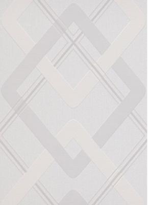 6956-31 novamur licht grijs grafisch patroon op vlies