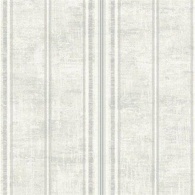 etten wallcovering mercury stripes wit zilvervlies