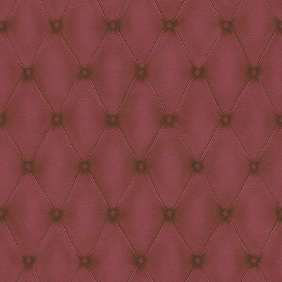 Rasch Uitverkoop 576207 cosmopoltan chesterfield moulin rouge lederlook vlies