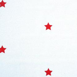 11-10615 rood wit sterren behang