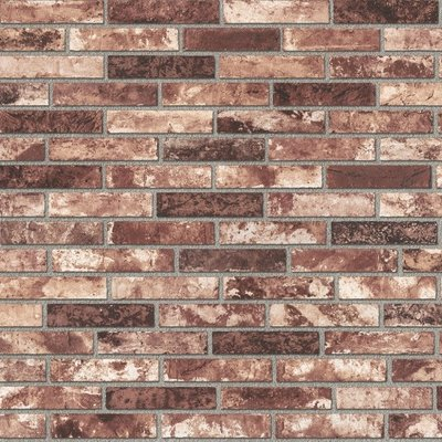 scottish caste  steen papier behang