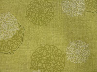 Voca BN Wallcoverings Allure: 321-07 lime groen