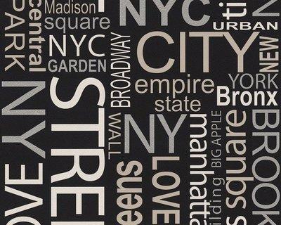 AS Creation Boys and Girls 93562-3 New York behang