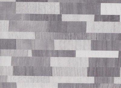 Behang. SD102141 Natural Faux-Noordwand houtblokjes