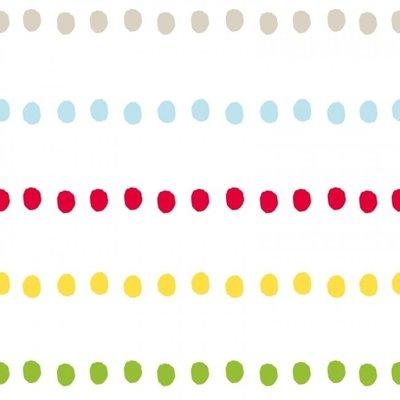 Kids@Home Disney Bubble Gum Dots behang DF70499