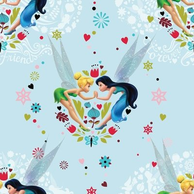 Kids@Home Disney Tinkerbell Pixie Promise behang 70-234
