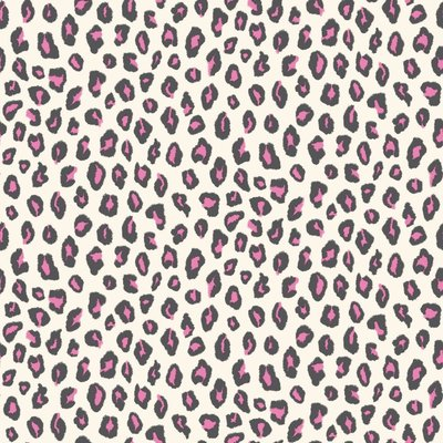 202946 luipaard met glitter