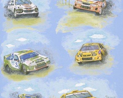 1 7498-19 race auto behang