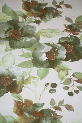 bloemen behang 13020