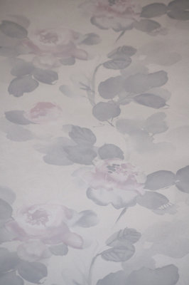 bloemen behang 13091