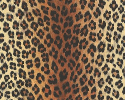 AS Creation Dekora Natur behang 6630-16 Leopardprint