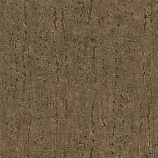 Soft & Natural J52718 bruine krokkodillen print op vlies met zachte luxe glans