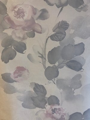 vlies rozen offwhite roze grijs