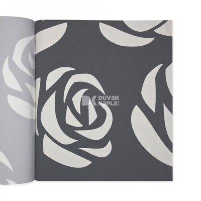zwart wit roos vlies