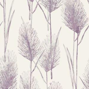 vlies wit zilver lila