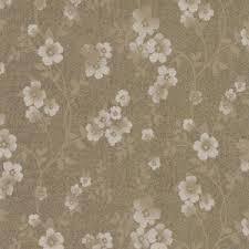 linea nuova bruin weefsel vlies met bloemen