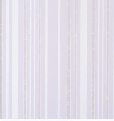 feel good vlies streep met roze parelmoer zacht taupe