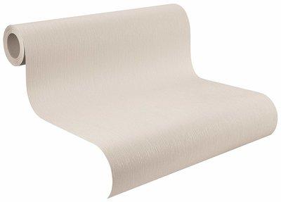 Rasch Behang 300116 schitterend zacht creme structuur vinyl