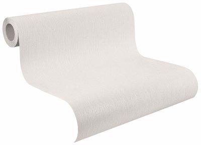 Rasch Behang 300109  wit structuur vinyl