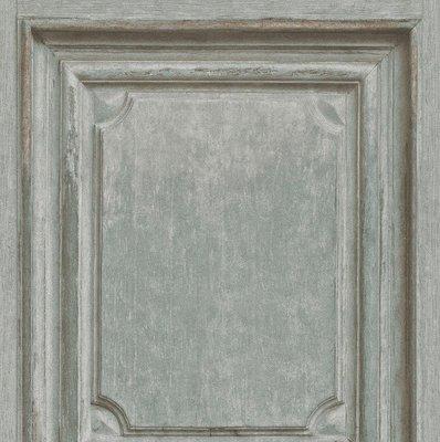 Rasch Crispy Paper behang 524413 antieke houten panelen