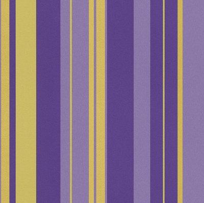 rasch en suite glans vinyl op vlies goud  paars lila
