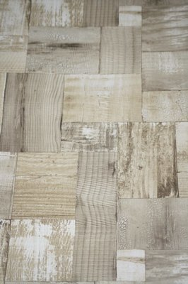 2050-1 trendy hout vlies behang