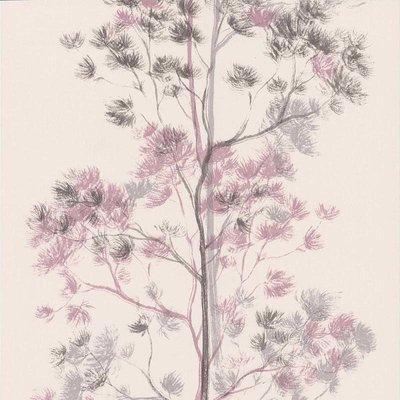Noordwand Topchic 11151403 vlies japanse bomen met glitter