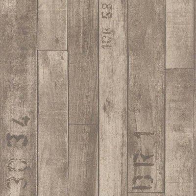 houtstructuur behang 51150817 houtstructuur maritiem op vlies