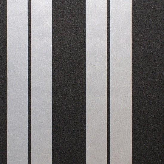 Afbeelding van 0 Damask strepen behang zwart grijs noordwand 3708/4006