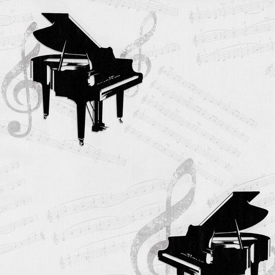 Afbeelding van 13153 10 vlies piano