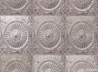 ornamenten  grijs brique de havilland town house   vinyl op vlies
