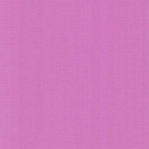 150-53 linnen weefsel  shocking pink vinyl op vlies