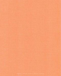 150-48 linnen weefsel gentle  orange vinyl op vlies