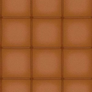 Clark Gable´s cognac brown patches of  leather look sierra leone´ranch cards room  vinyl op vlies