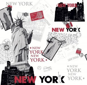 New york behang so good they named it twice