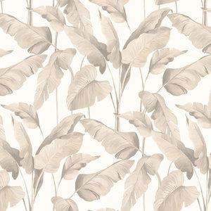 219353 on the spot jungle leaves  bladeren  vinyl op vlies