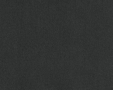 AS Creation Behang  new orleans  uni weefsel zwart/antraciet vinyl op papier