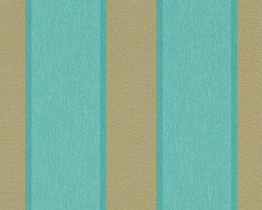 A. S. behang Fleece Royal Nr. 961868