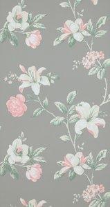 Bloemen behang 17883
