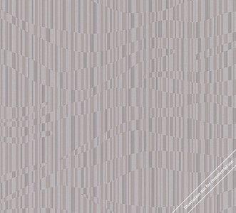 6624-40 novamur  taupe grafisch patroon op vlies